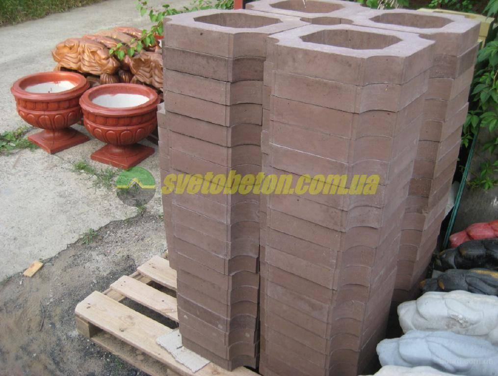 Подбираем правильно бетонные блоки для строительства ограждения