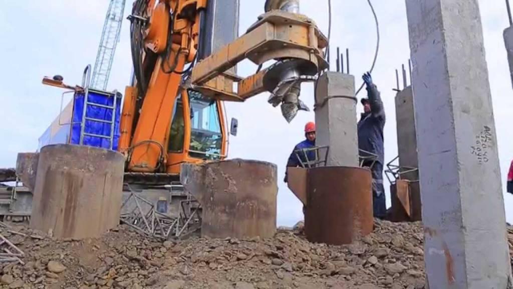 Всн 01-76 «инструкция по проектированию и устройству буронабивных свай-стоек в вечномерзлых грунтах района норильска»