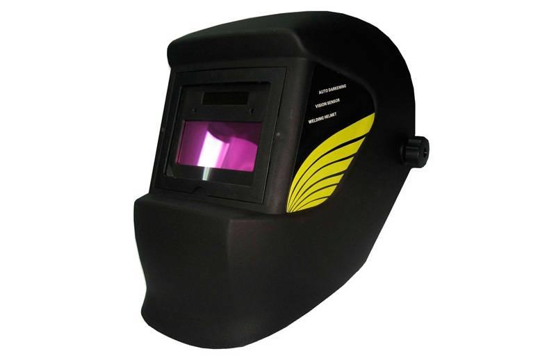 Выбор светофильтра для маски сварщика