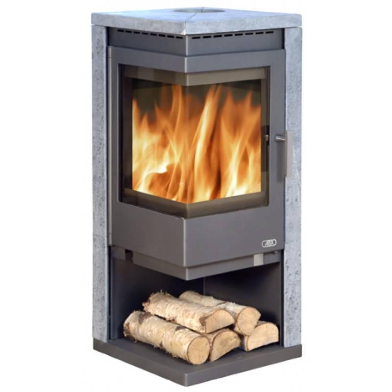 Одни сплошные плюсы: почему многие выбирают для дома и дачи чугунную печь-камин?