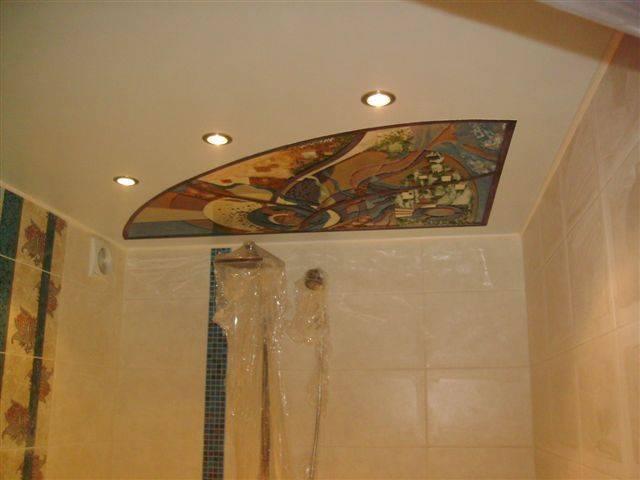 Как выполнить монтаж потолка из гипсокартона и технология провидения работ