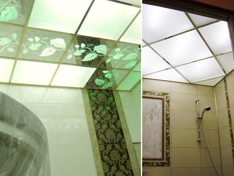 Стеклянный потолок - виды, примеры, как сделать своими руками