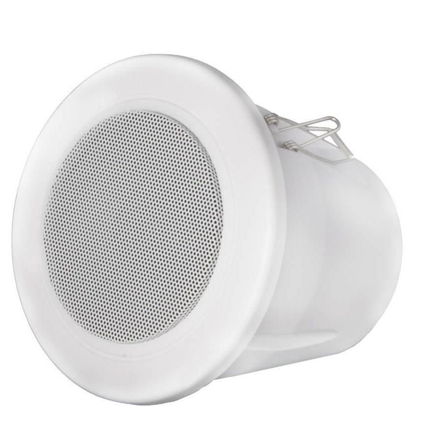 Встроенная акустика для жилых комнат, кухни, ванной – как выбрать и сделать своими руками
