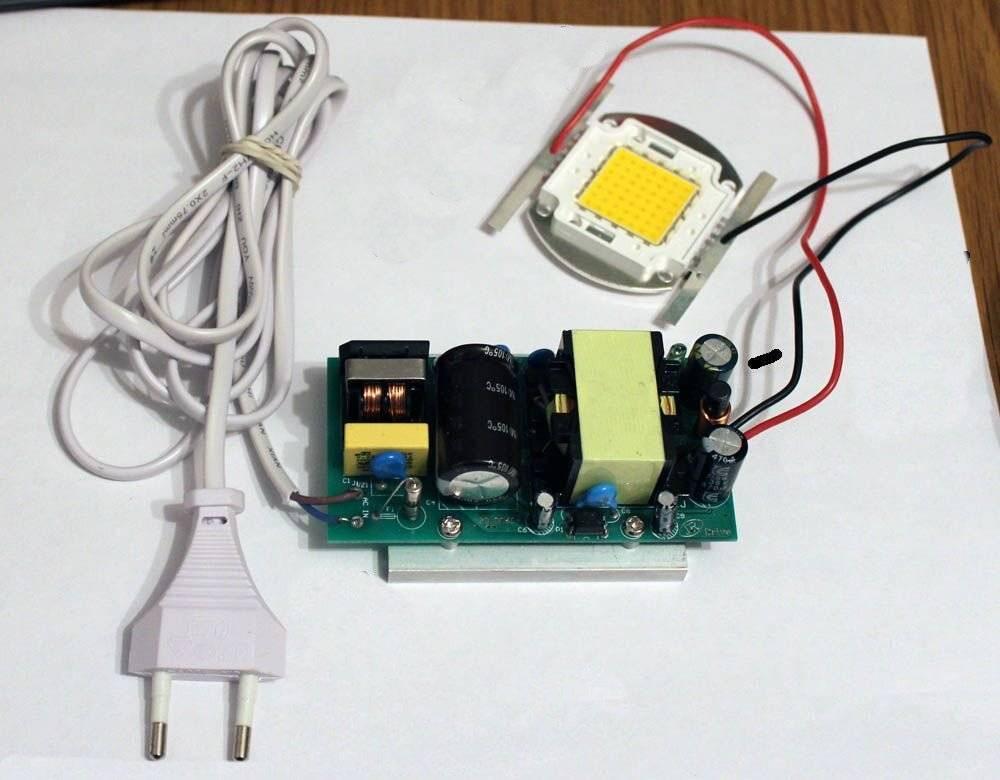 Как самостоятельно починить светодиодную лампу?