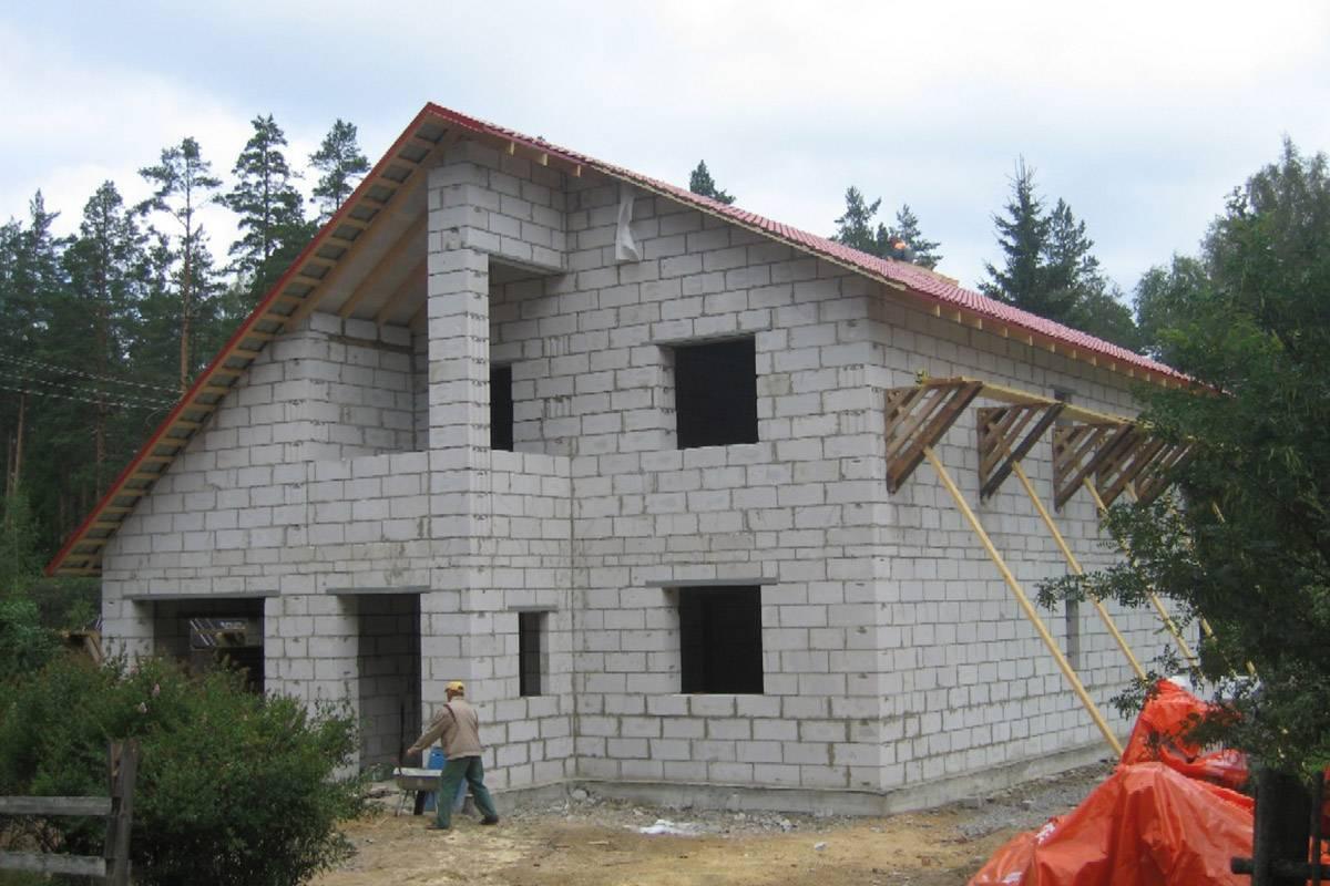 ????проекты домов из газосиликатных блоков - блог о строительстве