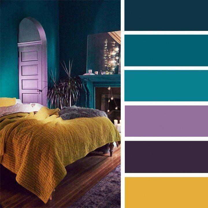 Сиреневый цвет в интерьере - 25 фото примеров и сочетаний