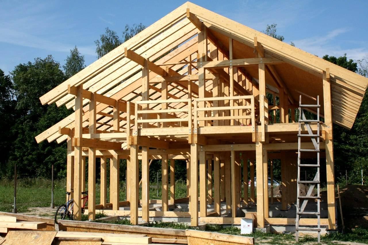 Строительство каркасно-щитового дома своими руками | karkasnydom