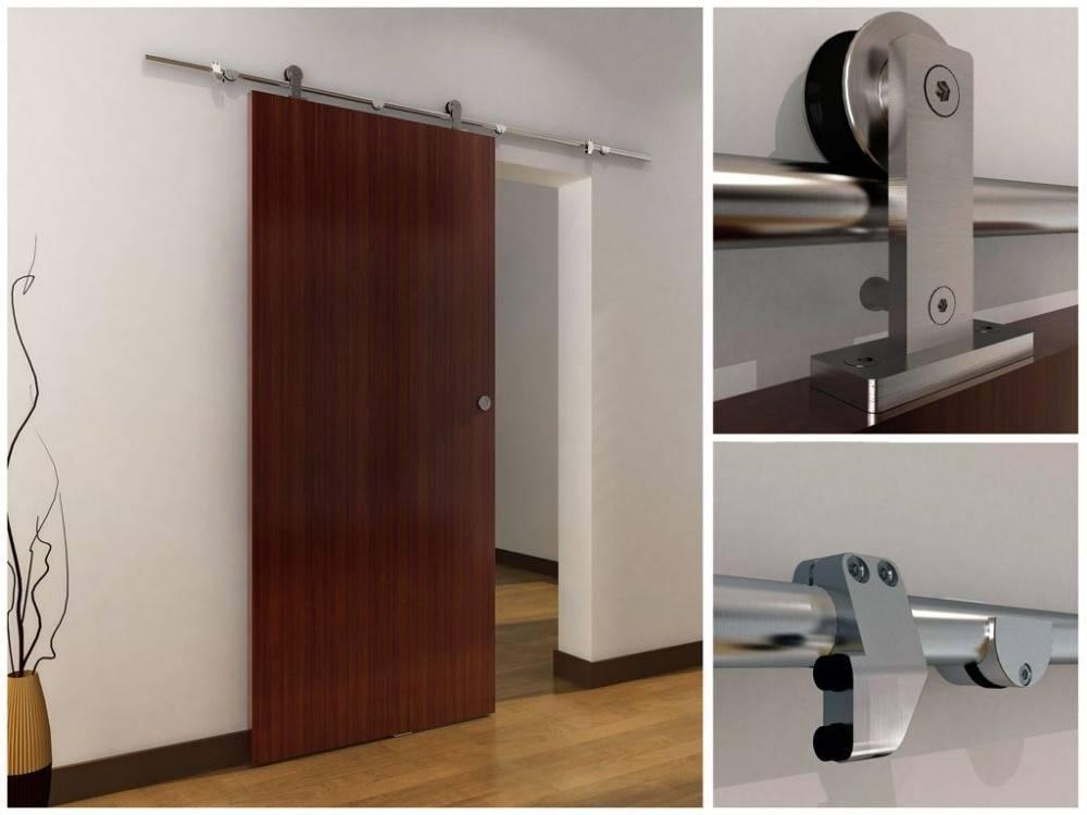 Раздвижные двери своими руками: увеличиваем полезную площадь помещений