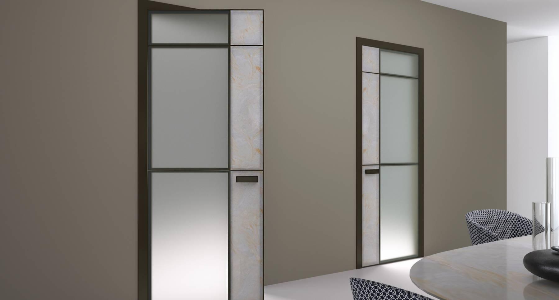 Межкомнатные стеклянные двери – стиль и функциональность в одном флаконе