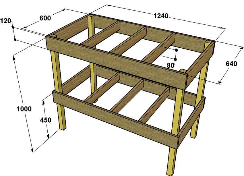 Стол своими руками - 90 фото оригинальных схем и проектов какпросто и быстро построить стол