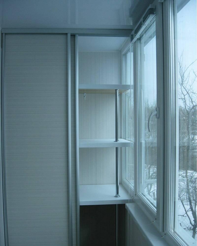 Шкаф на балкон, лоджию своими руками