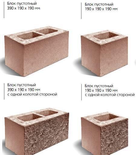 Декоративные блоки для забора и столбов: бетонные наборные, цена и монтаж