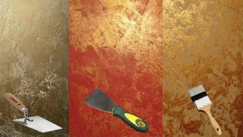 Венецианская штукатурка: под мрамор и другие виды, как своими руками сделать внутреннюю отделку стен, способы и технологии нанесения, мастер-класс и видеоуроки