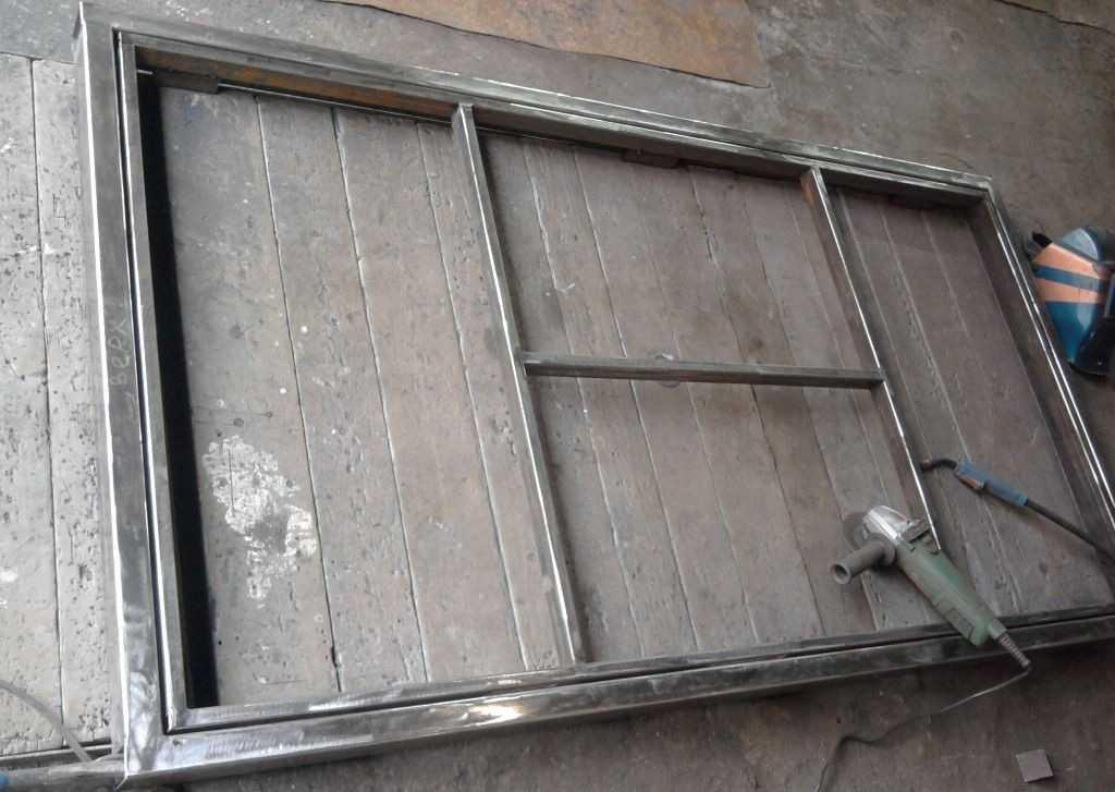 Как сварить железную дверь своими руками: видео и пошаговое руководство
