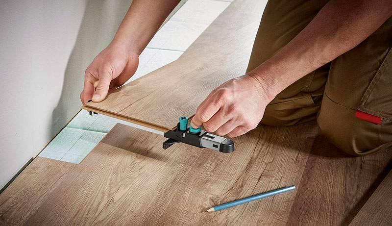 Пошаговая инструкция укладки ламината своими руками: особенности работ