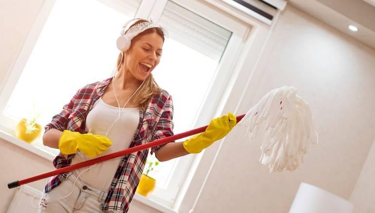 Как приучить себя кподдержанию чистоты дома— полезные советы отplayboy