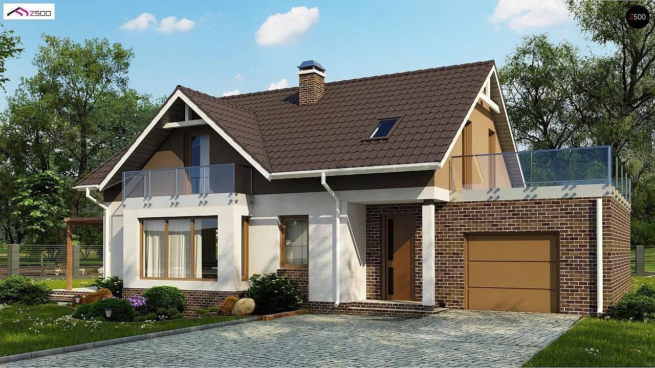 Облицовка дома из кирпича (75 фото): красивые идеи и сочетания. фасады двухэтажных домов из кирпича