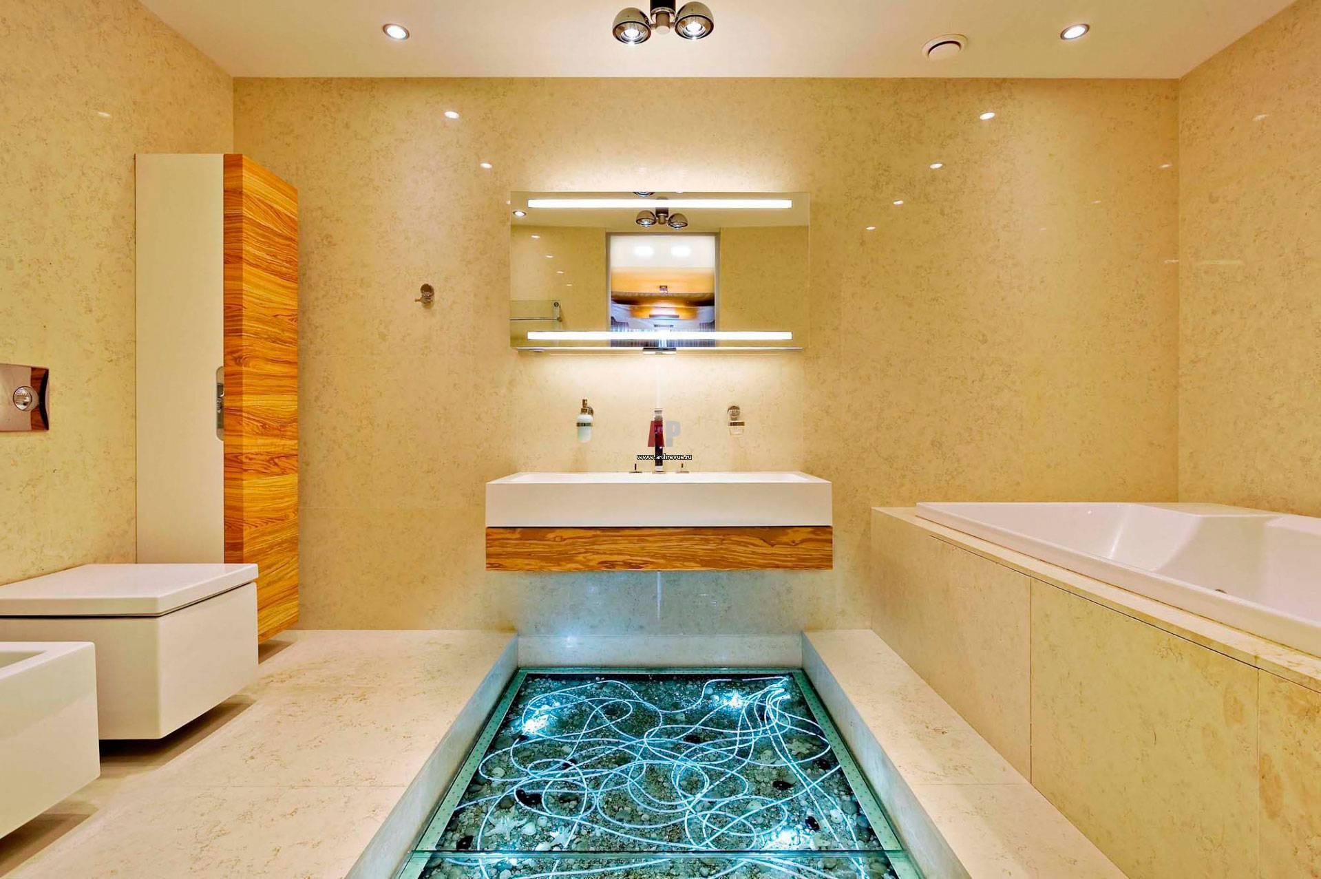 Дизайн ванной комнаты - фото идеи | 100 вариантов фото
