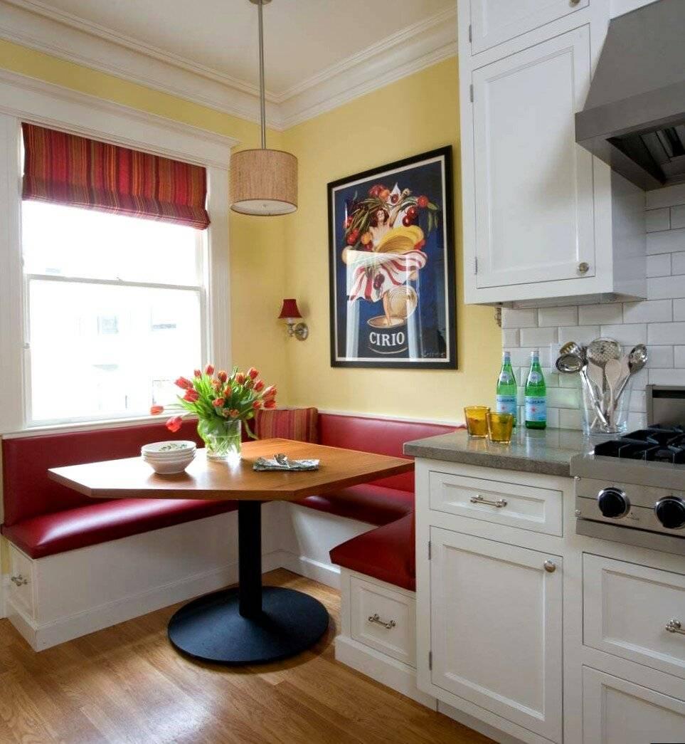 Дизайн маленькой кухни – интересные идеи оформления
