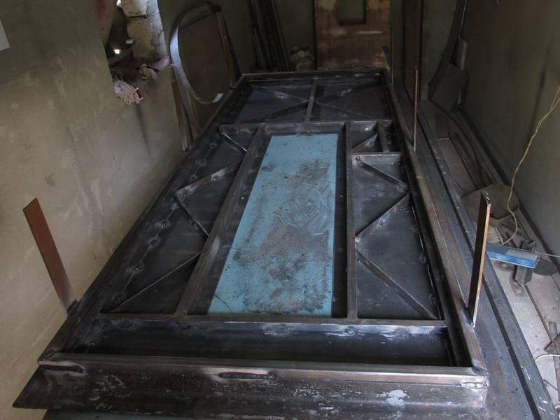 Установка металлической входной двери своими руками