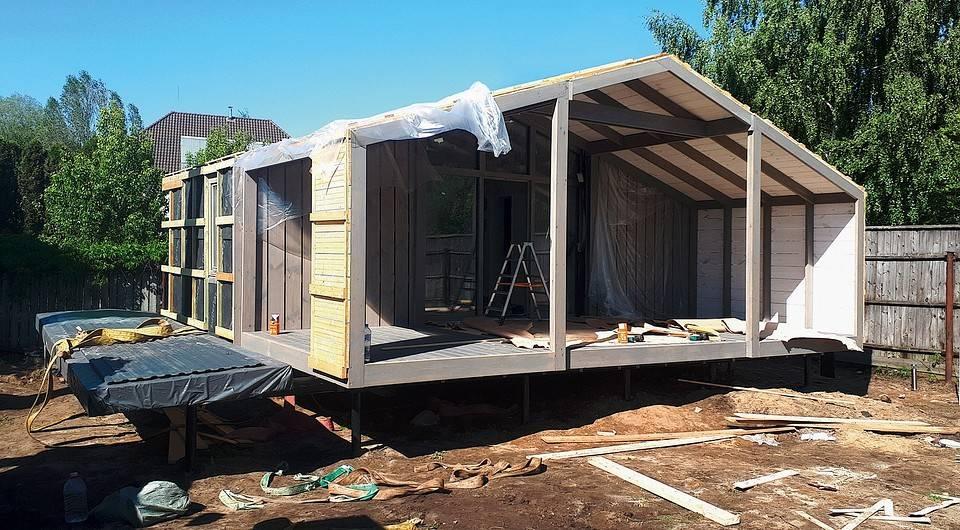 Строительство каркасно панельных домов по технологии двойной независимый каркас