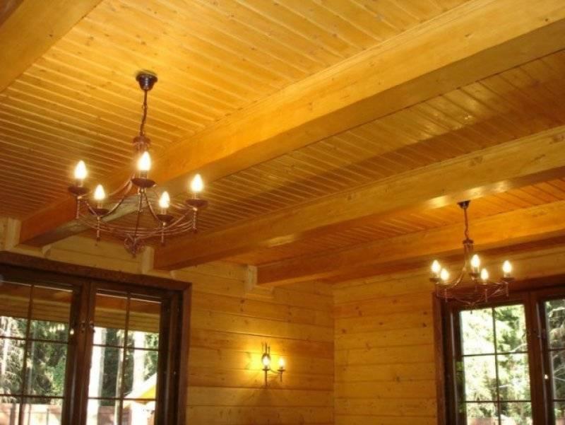 Отделка низких потолков в частном доме - основные правила и варианты