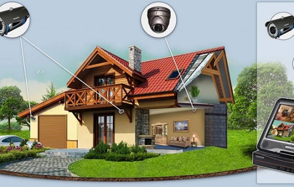Обзор 5 схем видеонаблюдения для дома | дизайн и ремонт квартир своими руками