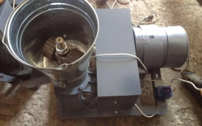 Технология и оборудование для производства пеллет в домашних условиях