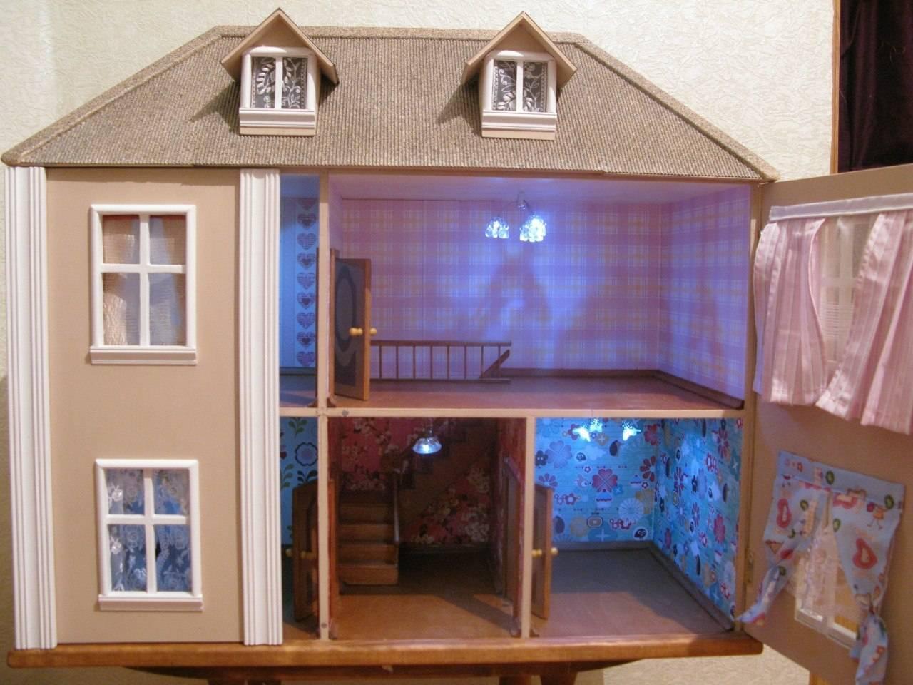 Детский игровой домик для квартиры