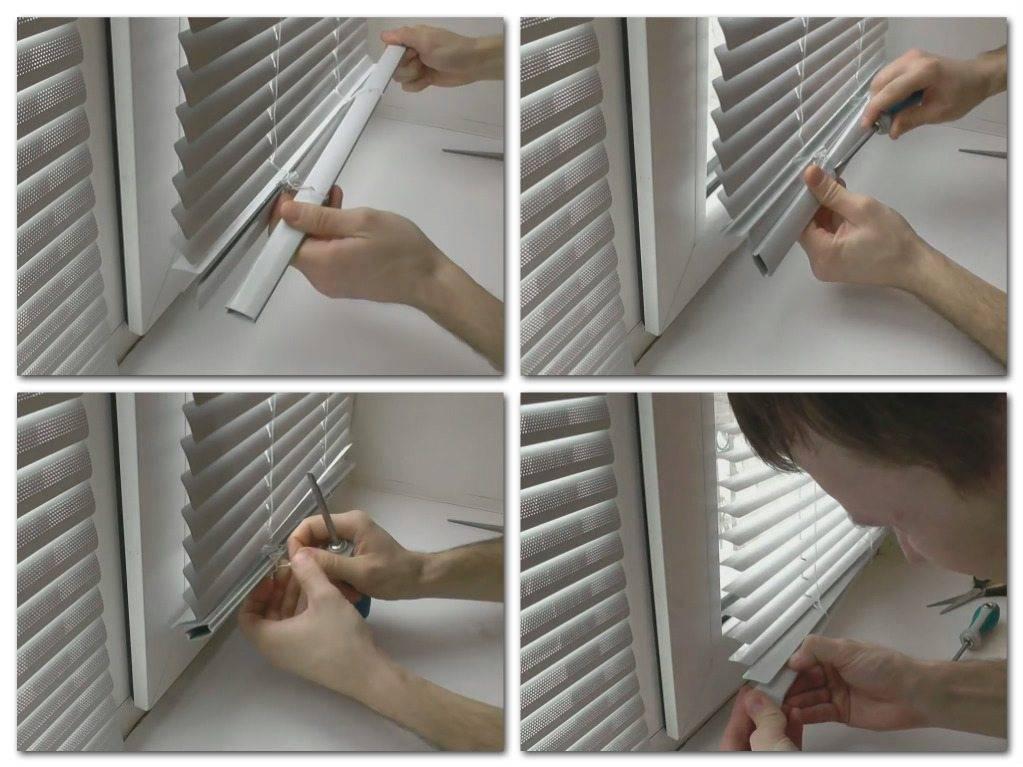 Выбор и установка рулонных штор: обзор всех параметров и инструкция