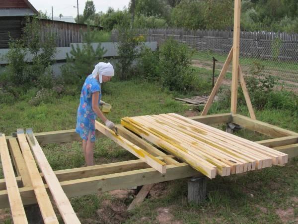 Как построить дачный домик своими руками: планы и проекты готовых домов (+фото) - все про стройку и ремонт