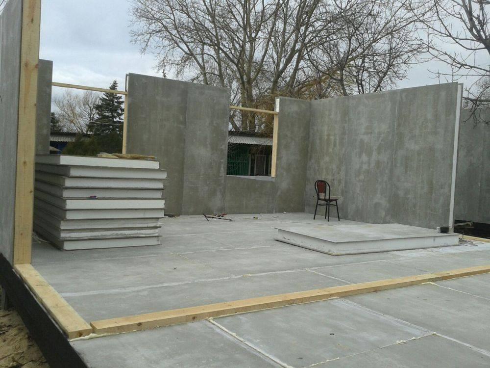 Дома из сип панелей: технология строительства, преимущества, реальные отзывы - темы недели - журнал