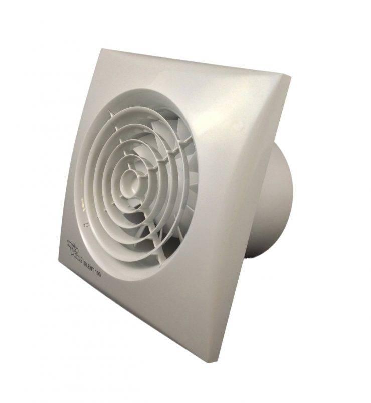 Вентилятор для ванной: виды, особенности и алгоритм установки