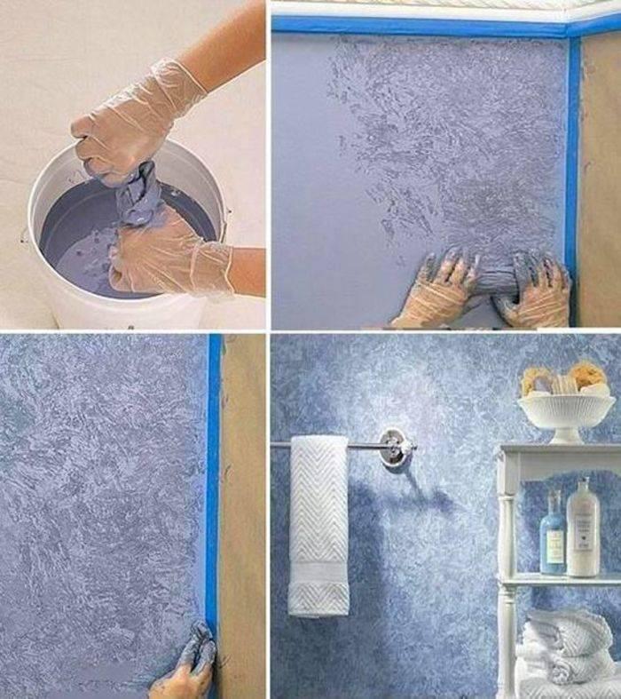 Как и чем покрасить потолок в ванной?