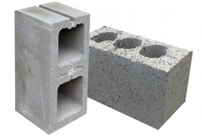 Блоки из ячеистого бетона: характеристики и особенности