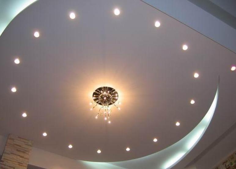 Как повесить люстру на гипсокартонный потолок: типы и способы крепления, монтаж тяжелого светильника, как подвесить на уже обшитую поверхность