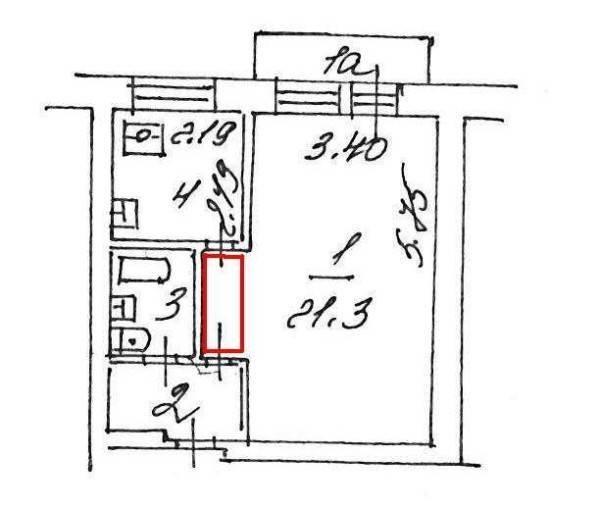 Планировка хрущевки 2 комнаты — варианты, схемы, советы дизайнера