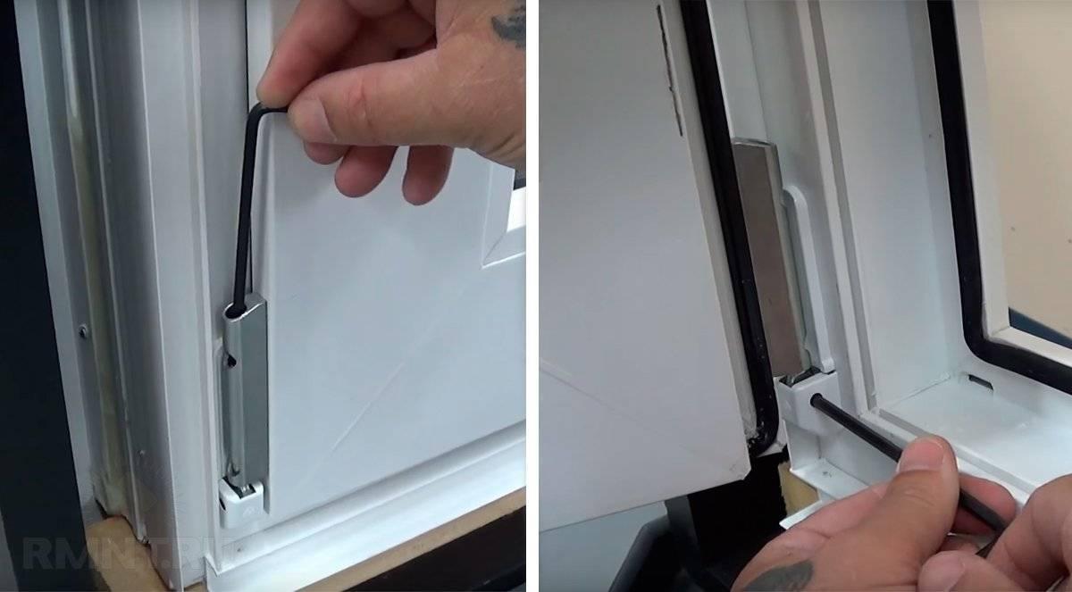 Заклинило пластиковое окно - что делать? | сайт мастера по окнам