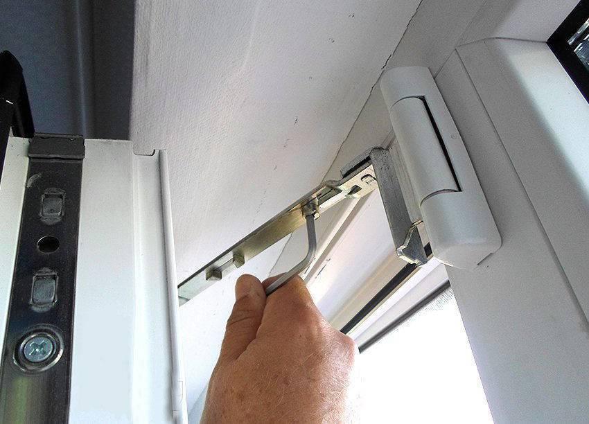Как отремонтировать окно ПВХ