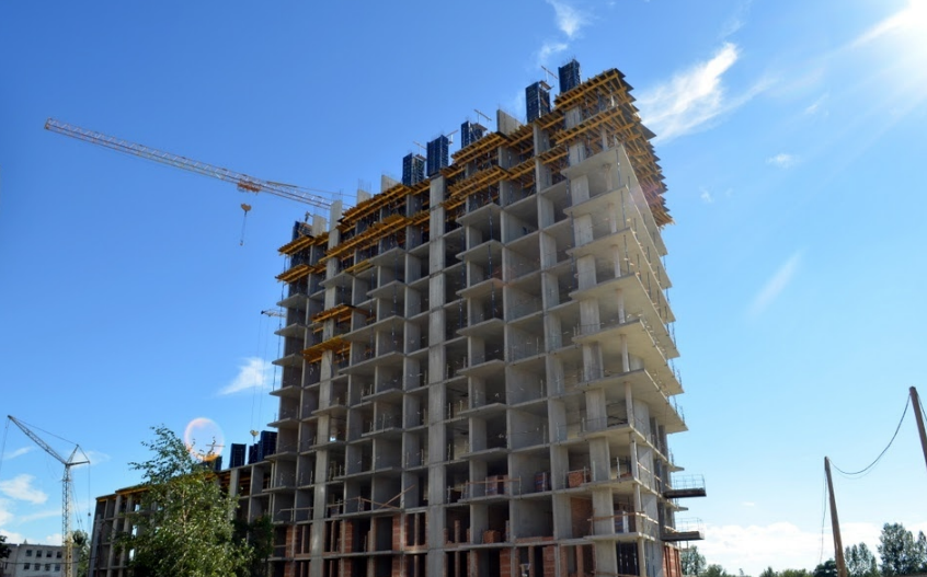 Современные панельные дома: преимущества и нововведения