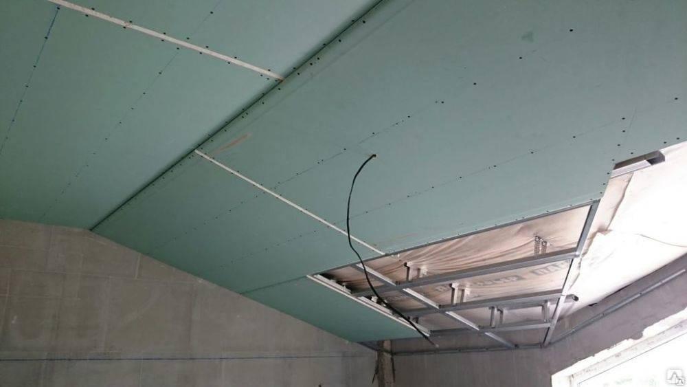 Демонтаж потолков из гипсокартона видео