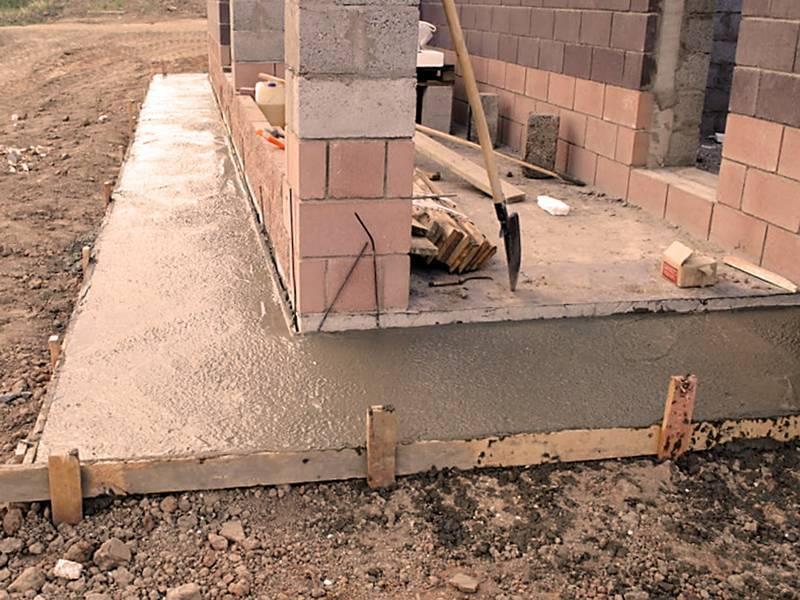 Как сделать опалубку вокруг дома правильно своими руками. как сделать опалубку для фундамента своими рукамиинформационный строительный сайт |