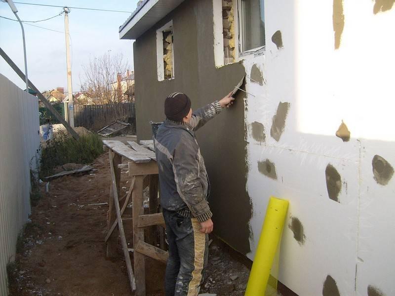 Утепление стен пенопластом: пошаговая инструкция и полезные советы