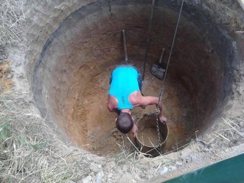 Копка колодцев своими руками: как правильно сделать на даче самому устройство для питьевой воды
