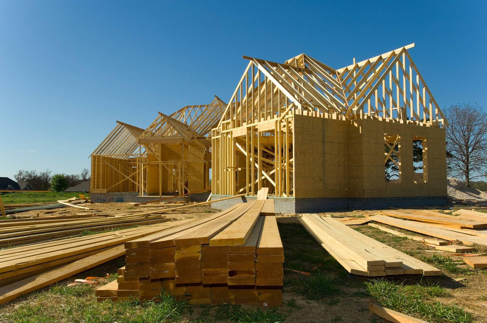 Как дешево построить дом своими руками