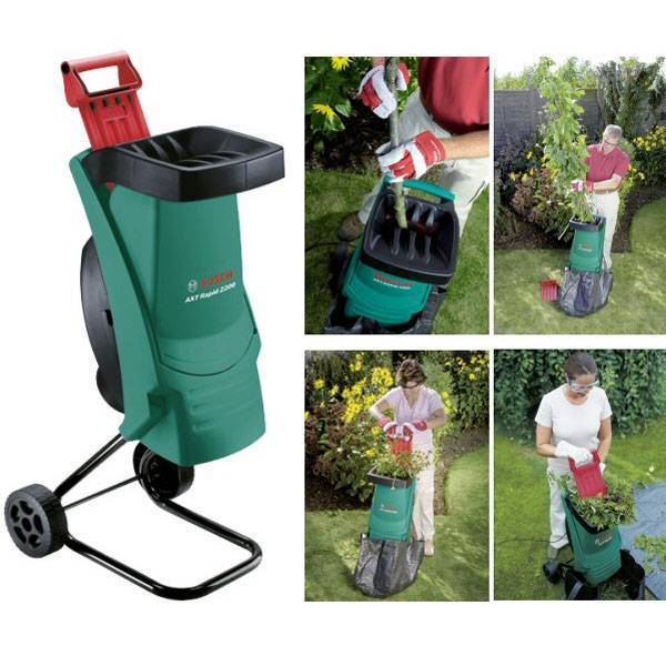 Рейтинг лучших садовых измельчителей веток 2020 года: запускаем биологическое строительство участка