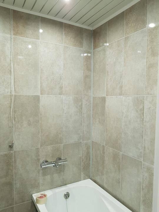 Панели для ванных комнат - стеновые и влагостойкие, установка своими руками