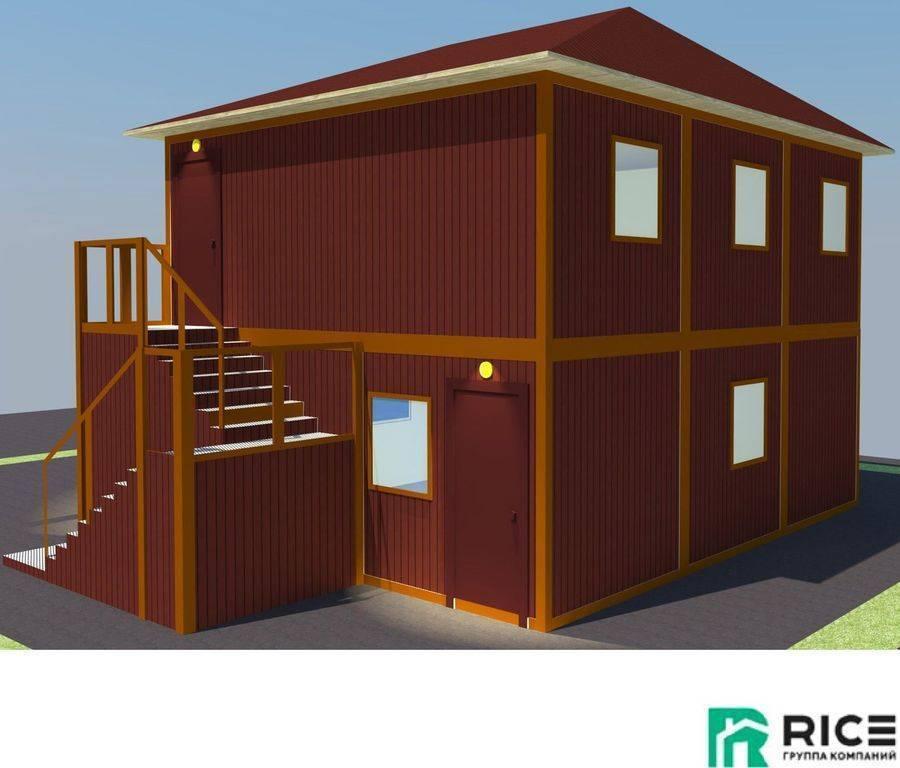 ????модульные дома для круглогодичного проживания – особенности, преимущества и недостатки - блог о строительстве