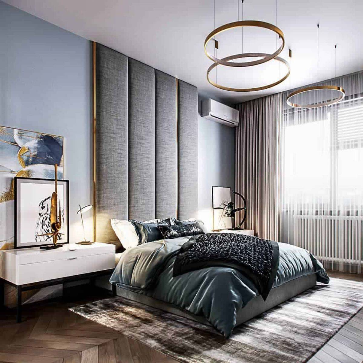 Модный дизайн спальни 2020 — тенденции в оформлении интерьера спальни