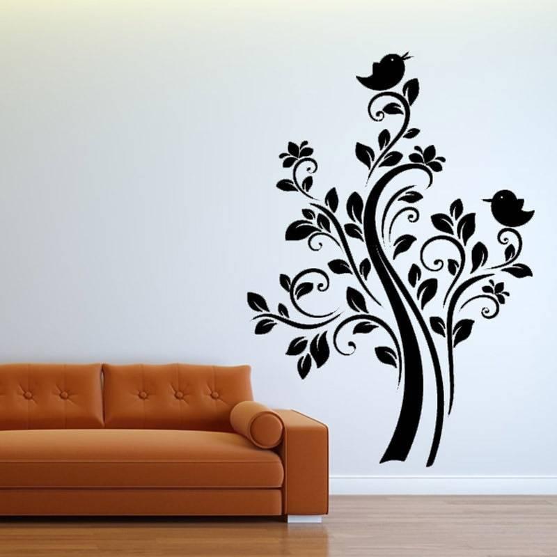 Трафареты для стен под покраску своими руками - декоративная покраска дешево и красиво